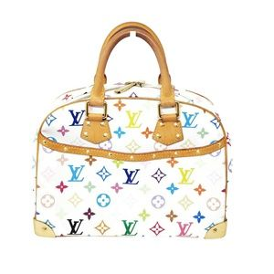 100% Auth Louis Vuitton Multicolor Handbag